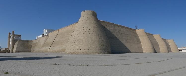 alte Festung in Bukhara