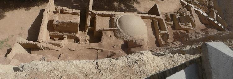 Buddha cave bei Turpan 02.