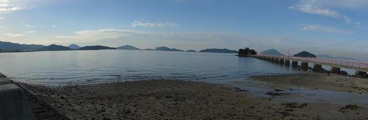 Viele Inseln um nichts.