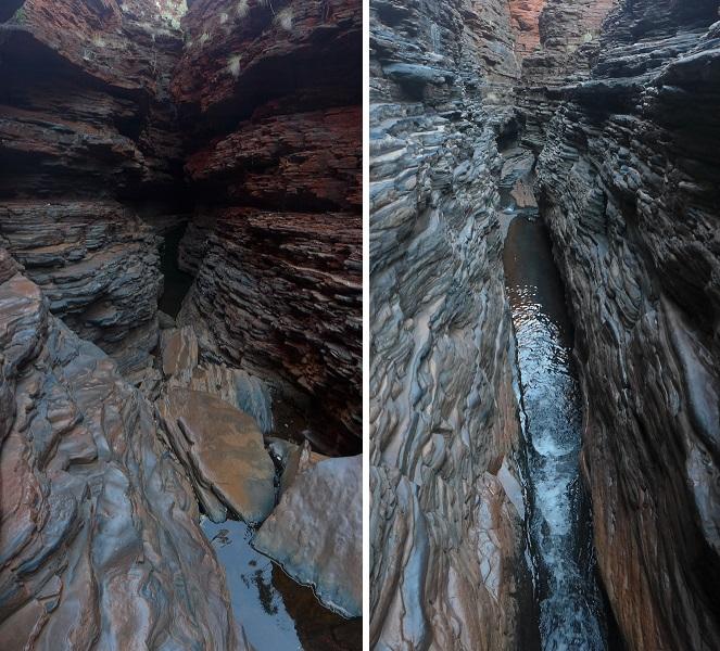 Spektakulär! Hangcook Gorge.